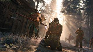 Скриншот или фото к игре For Honor из публикации: Взлёт и падение For Honor: часть II