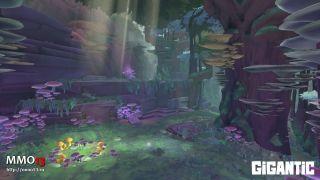 Скриншот или фото к игре Gigantic из публикации: Представлена новая карта для MOBA-шутера Gigantic