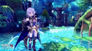 Скриншот или фото к игре Twin Saga из публикации: Twin Saga обзавелась страницей в Steam
