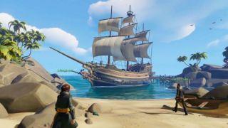 В Sea of Thieves добавили разрешение 540p и блокировку для 15 FPS