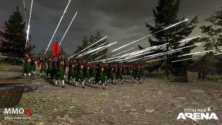 Скриншот или фото к игре Total War: Arena из публикации: Началось ЗБТ Total War: ARENA