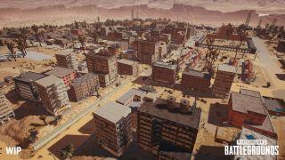 Скриншот или фото к игре Playerunknown`s Battlegrounds из публикации: Разработчики PlayerUnknown's Battlegrounds об оружии, дизайне карт, анимации и будущем