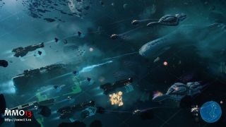 Скриншот или фото к игре Halo Wars 2 из публикации: Концепт-арты отмененной Halo Wars 3
