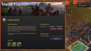 Скриншот или фото к игре Albion Online из публикации: Теперь вы можете пригласить своих друзей в Albion Online