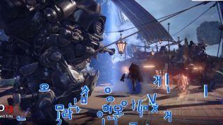 [G-STAR 2017] В трейлере G-STAR 2017 можно увидеть геймплей MMORPG Project W