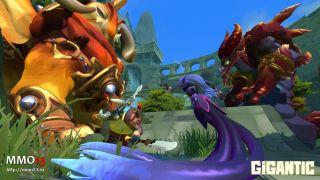 Скриншот или фото к игре Gigantic из публикации: Студия Motiga, создавшая Gigantic, закрыта