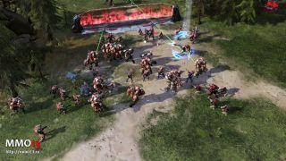 Скриншот или фото к игре Halo Wars 2 из публикации: В Halo Wars 2 заработал кроссплатформенный мультиплеер