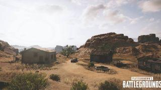 Скриншот или фото к игре Playerunknown`s Battlegrounds из публикации: Пустынную карту из Playerunknown`s Battlegrounds покажут на следующей неделе