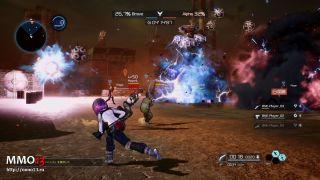 Скриншот или фото к игре Sword Art Online: Fatal Bullet из публикации: В PvP-режиме Sword Art Online: Fatal Bullet вам не придется убивать других игроков