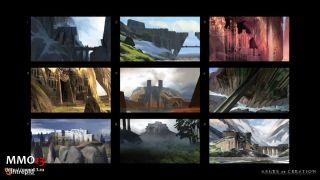 Скриншот или фото к игре Ashes of Creation из публикации: Система управления городом в Ashes of Creation
