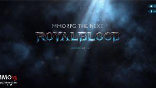 Мобильная MMORPG Royal Blood обзавелась тизер-сайтом