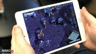 Скриншот или фото к игре Albion Online из публикации: Началось бета-тестирование Albion Online на iOS