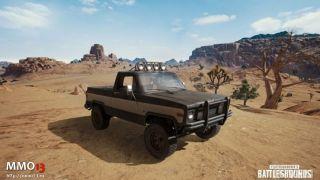 Скриншот или фото к игре Playerunknown`s Battlegrounds из публикации: Новое оружие для пустынной карты в Playerunknown`s Battlegrounds