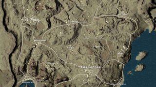 Скриншот или фото к игре Playerunknown`s Battlegrounds из публикации: Новая карта PUBG получила название Miramar
