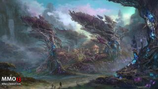 Скриншот или фото к игре Blade and Soul из публикации: Для Blade and Soul вышло крупное обновление «Земли феникса»