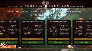 Скриншот или фото к игре Ashes of Creation из публикации: Ashes of Creation — старт Alpha 0 и прием предзаказов