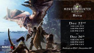 Скриншот или фото к игре Monster Hunter: World из публикации: На PS4 пройдет еще одна бета Monster Hunter: World
