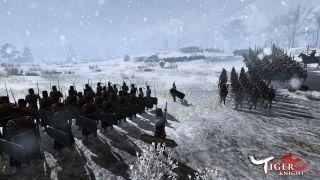 Скриншот или фото к игре Tiger Knight из публикации: Разработчики Tiger Knight решили издавать игру на западе самостоятельно