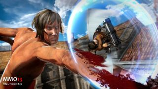Скриншот или фото к игре Attack on Titan 2 из публикации: Первые подробности мультиплеера Attack on Titan 2