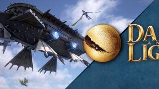 Скриншот или фото к игре Dark and Light из публикации: В мире Dark and Light появились боевые дирижабли