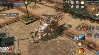 Скриншот или фото к игре Lineage 2: Revolution из публикации: Патч для Lineage 2: Revolution увеличил максимальный уровень и улучшил осады