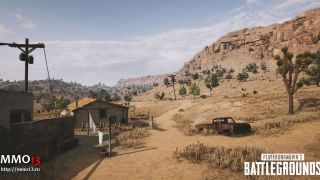 Скриншот или фото к игре Playerunknown`s Battlegrounds из публикации: Карта Мирамар для Playerunknown`s Battlegrounds получит множество улучшений