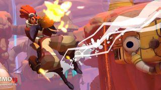 Скриншот или фото к игре Gigantic из публикации: Cерверы Gigantic закроются в конце июля
