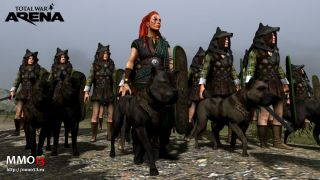 Скриншот или фото к игре Total War: Arena из публикации: Объявлена дата начала ОБТ Total War: Arena
