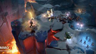 Скриншот или фото к игре Warhammer 40,000: Dawn of War 3 из публикации: Поддержка Warhammer 40,000: Dawn of War 3 прекращена