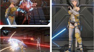 Все классы оружия в Sword Art Online: Fatal Bullet