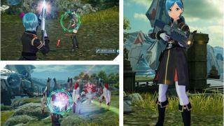 Скриншот или фото к игре Sword Art Online: Fatal Bullet из публикации: Все классы оружия в Sword Art Online: Fatal Bullet