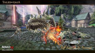 Скриншот или фото к игре Tales of Gaia из публикации: Tales of Gaia — спин-офф Dark and Light вышел на мобильных устройствах