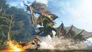 Скриншот или фото к игре Monster Hunter: World из публикации: Продажи Monster Hunter: World превысили 7,5 млн единиц