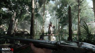 Скриншот или фото к игре Hunt: Showdown из публикации: В Hunt: Showdown появился русский язык