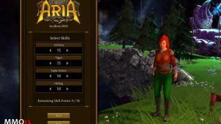 В конце марта Legends of Aria получит патч