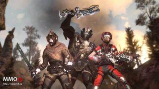 Скриншот или фото к игре Defiance 2050 из публикации: Объявлена дата проведения ЗБТ Defiance 2050