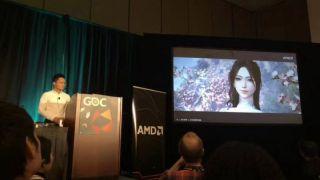 [GDC 2018] Демонстрация технологии реалистичных волос в MMORPG Justice