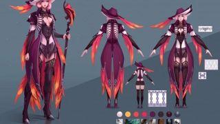 Какие из них попадут в игру? Топ 10 пользовательских костюмов Black Desert из каждого региона
