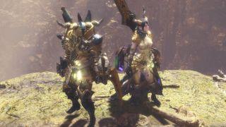Скриншот или фото к игре Monster Hunter: World из публикации: Разработчики Monster Hunter: World породили новое чудовище