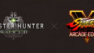 Скриншот или фото к игре Monster Hunter: World из публикации: После меча с ускорителем в Monster Hunter: World появится броня из Street Fighter V