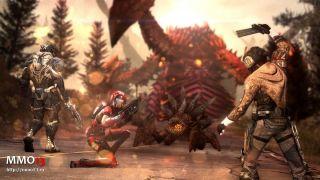 Скриншот или фото к игре Defiance 2050 из публикации: Второй этап ЗБТ Defiance 2050 пройдет на этой неделе на PC и консолях