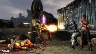 Скриншот или фото к игре Defiance 2050 из публикации: Defiance 2050 — наборы основателя и старт ЗБТ-2