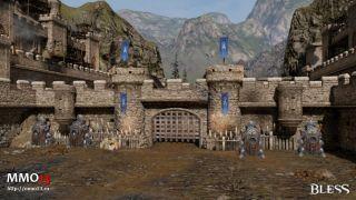 В Bless Online появится масштабный PvP-режим на 140 игроков