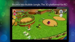 Bubble Jungle ® Super Chameleon Platformer World