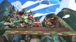 Icons: Combat Arena