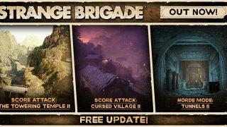 Strange Brigade — бесплатное дополнение и платное DLC уже в игре