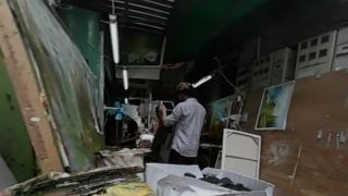 Dafen Oil Painting Village: An Immersive Reality