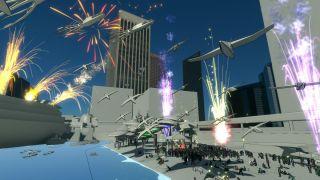 Giant Celebration