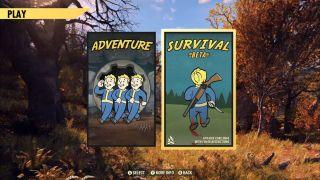 Bethesda представила режим выживания в Fallout 76