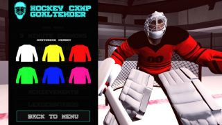 Hockey Camp - Goaltender
